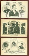 """Super Lot of 17 """"Les Annales"""" Famous French Historical Figures Series B3947"""