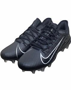 Nike Alpha Huarache 7 Pro Lacrosse Cleats CJ0265-001  Men's (7.5)Black