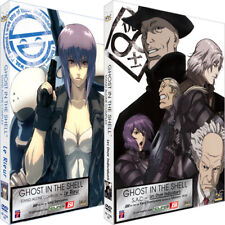 ★ Ghost in the Shell : S.A.C ★ 2 Films - Collector Pack 4 DVD