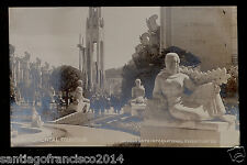 CALIFORNIA 401-San Francisco -Monumental Fountain -Golden Gate International Exp