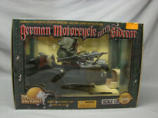 ULTIMATE SOLDIER 1/6 SCALE WW2 ACTION FIGURE GERMAN MOTORCYCLE WITH SIDECAR
