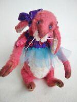 Teddy  rabbit Marta   OOAK Artist Teddy by Voitenko Svitlana.