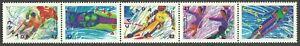 CANADA 1967 -1992 SPORTS OLYMPICS HOCKEY SKIING ROWING VARIOUS SETS & SHEETS MNH