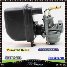 CARBURETOR CARBY + AIR FILTER YAMAHA PEEWEE 50 PW50 PY50 Y-ZINGERPW 50