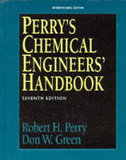 Perry's Chemical Engineers' Handbook (McGraw-Hill International Editions) by Pe