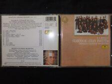 CD MOZART / SERENADE GRAN PARTITA / ORPHEUS CHAMBER ORCHESTRA /