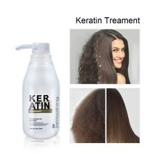 Brazilian Keratin Hair Scalp Treatment Damaged Hair Care 5% Straightener 300ml