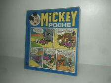 MICKEY POCHE MENSUEL n° 45  WALT DISNEY 1978