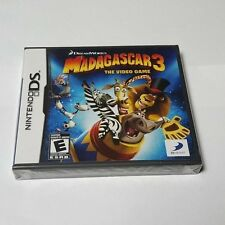 Madagascar 3: The Video Game (Nintendo DS, 2012)
