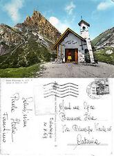 Cartolina da Collezione Passo Falzarego Francobollo Annullo Speciale anno 1963