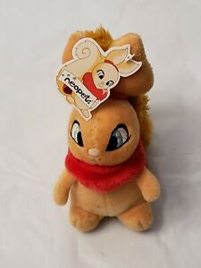 Neopets Red Usul Plush 2002 NEW With tag