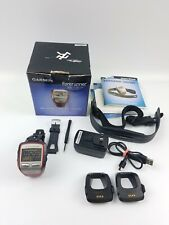 Garmin Forerunner 305 Running Watch GPS Trainer with Heart Rate Monitor Box