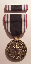 Prisoner of War POW Military Medal with RIBBON