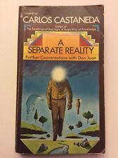 A Seperate Reality by Carlos Castaneda Paperback Book
