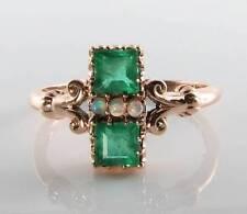 Princess Natural Rose Gold Fine Rings