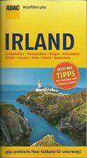 Reiseführer Irland + Maxi-Faltkarte Ungelesen wie neu 2018 ADAC Plus 144 Seiten