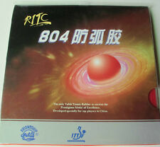 Friendship RITC804 Anti-Spin Table Tennis Rubber with Sponge, New