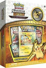 Pokémon Shining Legends Pin Collection