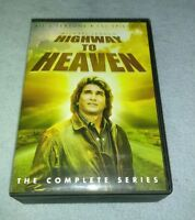 Highway to Heaven - The Complete Series DVD, Victor French, Michael Landon, Vari