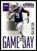 2016 PANINI CONTENDERS GAME DAY JOSH DOCTSON RC TCU HORNED FROGS #7