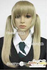 Hot sell! Soul Eater Maka Albarn cosplay wig costume  &425