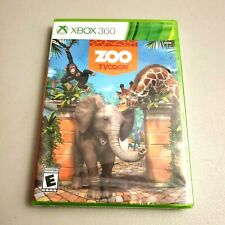 Zoo Tycoon Video Game Xbox 360 Simulation Sim US Edition Brand New Sealed