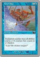 FOWL PLAY x4 magic the gathering MTG 4x Cards Mint UNGLUED