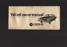 1964 Chrysler Original Owners Manual NOS 64 Newport New Yorker 300 Owner Guide