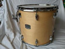 More details for 16 inch yamaha stage custom birch tom drum natural wood almost perfect condition