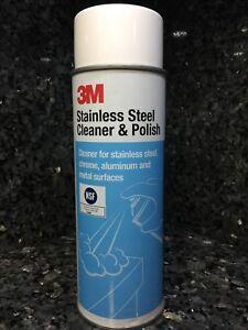 3M Stainless Steel Cleaner & Polish - Net Wt 21 OZ  - 600 g