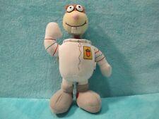 "2003 Nanco Spongebob Squarepants - Sandy Cheeks Soft Plush Stuffed Doll Toy 12"""