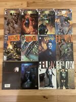 Lot Of 12 Comics - Universe #1 3 4 5 Top Cow - Blair Witch - Felon 2-4 & More