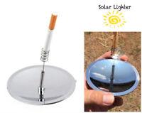 Outdoor Emergency Solar Spark Lighter Fire Starter Camping Hiking Survival Tool
