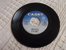 ETTA JAMES  MISS PITIFUL/BOBBY IS HIS NAME  CADET 5655 M-