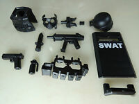 (no.6-9)  custom swat lego police NAVY SEAL gun army weapons for LEGO