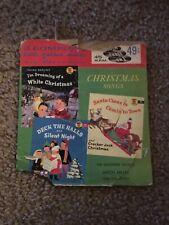 Christmas Songs Little Golden Records Vinyl VINTAGE Find