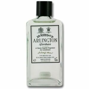 D.R. Harris - Arlington Aftershave - 100ml - Brand New
