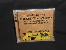 What is a Purpose of a Banana? Audiobook 2-CD's