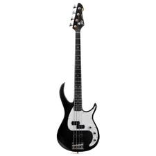 Peavey Milestone Series Bass Guitar 4-String Black - Brand New - Belfield Music