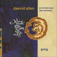 DAEVID ALLEN/GONG/BANANAMOON BAND - JE NE FUM' PAS DES BANANES NEW CD