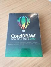 Corel DRAW Graphics Suite 2020 Windows - Full Commercial Version, New Retail Box