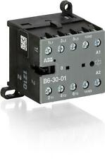B6-30-01 ABB 4KW MINI CONTATTORE 24VAC 40-450hz gjl1211001r0011