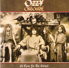CD - Ozzy Osbourne - No Rest For The Wicked - #A1512