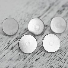 Useful 20x Round Flat Head Metal Upholstery Tack Nail For Furniture Jewelry Box