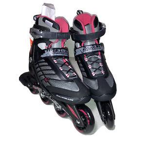 Zetrablade Womens Rollerblade Skates Size 8 NEW