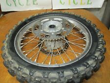 KX 125 KAWASAKI 2003 KX 125 2003 REAR WHEEL