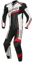Men's Moto Gp Motorbike Racing Motorcycle Leather One PC Suit All sizes Spain