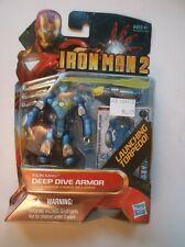 HASBRO: IRON MAN 2 CONCEPT SERIES DEEP DIVE ARMOR #06, NEW/UNOPEN, 2010!!!
