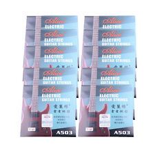 10pcs Alice A503 Steel 1st First Single Electric Guitar String Light .009 inch