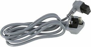 Dishwasher Mains Power Cable Lead Plug for Bosch Siemens Neff